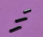 Кнопки боковые Essential Phone PH1 (A11) набор 3шт чёрные