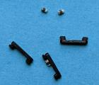 Кнопки боковые набор LG Stylo 4 чёрные 3шт