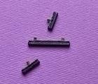 Кнопки боковые Samsung Galaxy Note 8 чёрные