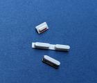 Кнопки боковые Apple iPhone 5c белые набор