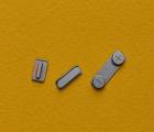 Кнопки боковые Apple iPhone SE набор space gray