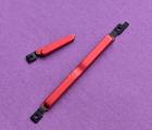 Кнопки боковые HTC One SV красные