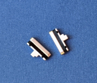 Кнопки боковые LG G6 серебро