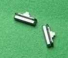 Кнопка боковая LG V30s серая (2 шт)