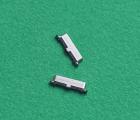 Кнопка боковая Samsung Galaxy S6 Edge (1шт) серебро