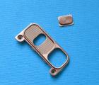 Кнопки громкости и включения LG G Stylo розовые