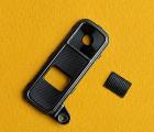Стекло камеры в рамке LG K7 2016 кнопки