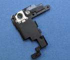Стекло камеры в рамке HTC One V
