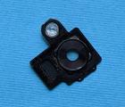 Стекло камеры LG Stylo 4 чёрное в рамке