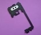 Стекло камеры LG V20 на панели серое