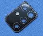 Стекло камеры Samsung Galaxy A51 оригинал в рамке