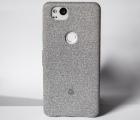 Чехол Google Pixel 2 Fabric - Cement