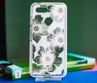 Чехол Google Pixel 3 - Kate Spade Reverse Hollyhock / Cream цветочный