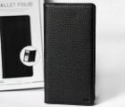Чехол книжка Samsung Galaxy Note 9 Case-Mate Wallet Folio кожанный чёрный