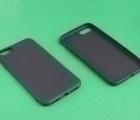 Чехол Apple iPhone 7 чёрный матовый