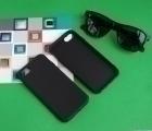 Чехол Apple iPhone 8 чёрный матовый