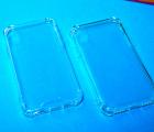 Чехол Apple iPhone XS прозрачный поликарбонат