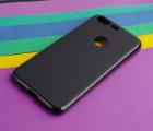 Чехол Google Pixel 1 чёрный матовый