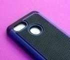 Чехол Google Pixel 3 CoverON чёрный с синим
