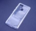Чехол Google Pixel 3 прозрачный TPU 2мм