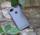 Чехол Google Pixel 3 XL hybrid серый