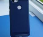 Чехол Google Pixel 3 XL Navy синий оттенок