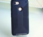 Чехол Google Pixel 3 XL Speck Presidio Grip чёрный