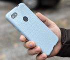 Чехол Google Pixel 3a XL Tech21 Studio Design Throwing Shapes shark blue