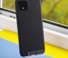 Чехол Google Pixel 4 XL Tech21 StudioColour чёрный матовый