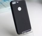 """Чехол Google Pixel 5"""" чёрный матовый"""