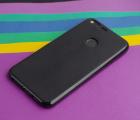 Чехол Google Pixel XL черный матовый