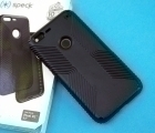 Чехол Google Pixel XL Speck Presidio Grip чёрный