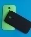 Чехол Motorola Moto G2 hard shell черный
