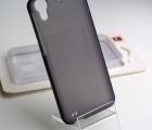 Чехол HTC Desire 530 Verizon чёрный матовый