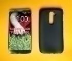 Чехол LG G2 чёрный матовый
