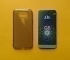 Чехол LG G5 прозрачный Smoke Black