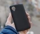 Чехол LG Google Nexus 5 чёрный