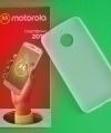 Чехол Motorola Moto E4 Plus белый