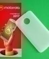 Чехол Motorola Moto E4 Plus белый - изображение 2