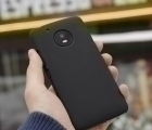 Чехол Motorola Moto E4 Американская версия чёрный
