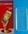 Чехол Motorola Moto G5s Plus прозрачный - изображение 2