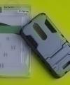Чехол Motorola Moto X Force / Droid Turbo 2 серый - изображение 2