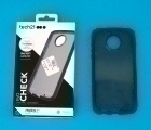 Чехол Moto Z2 Play Tech21 чёрный - изображение 2