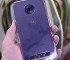Чехол Motorola Moto Z3 прозрачный - изображение 3