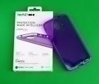 Чехол Motorola Moto Z Tech21 фиолетовый - изображение 3