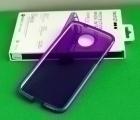 Чехол Motorola Moto Z Tech21 фиолетовый - изображение 2