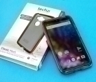 Чехол Motorola Droid Turbo 1 Tech21 (крышка нейлон) - фото 2