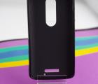Чехол Motorola Droid Turbo 2 / Moto X Force чёрный матовый - фото 2