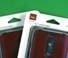 Чехол Motorola Droid Turbo 2 Verizon красный - изображение 3