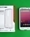 Чехол Motorola Droid Turbo 2 / Moto X Force Tech21 белый - изображение 2